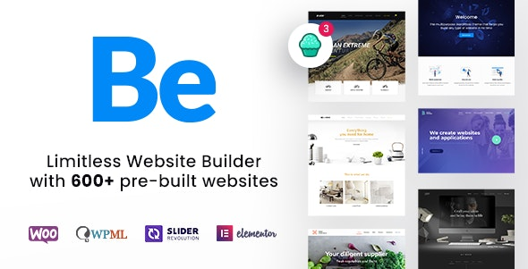 BeTheme latest Version 23.0.3 Nulled Free Download